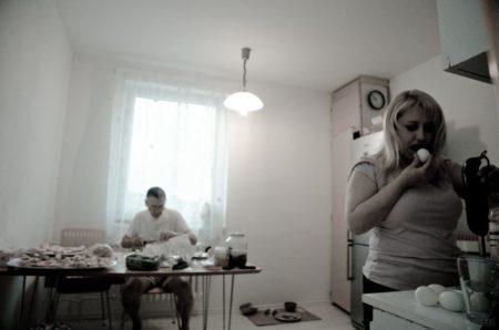 výroba chlebíčků | Český Krumlov