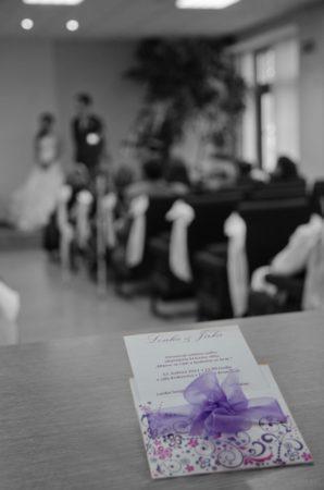 svatební oznámení | Český Krumlov