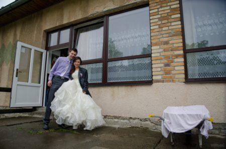 před restaurací | Horfa, Slavkov
