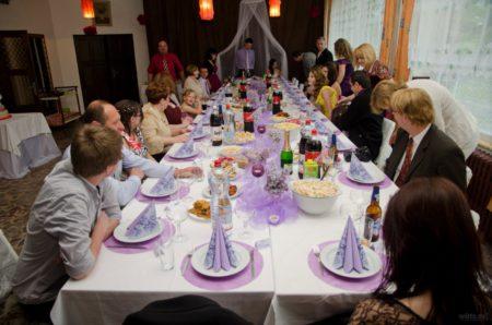 slavnostní hostina | restaurace Horfa, Slavkov