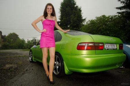 Jurkyns u Krokodýla (Honda Accord 5G) | Slavkov