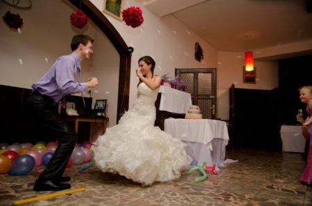 manželský tanec | restaurace Horfa, Slavkov