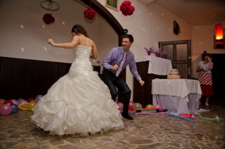manželský taneček | restaurace Horfa, Slavkov