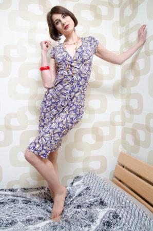 retro šaty
