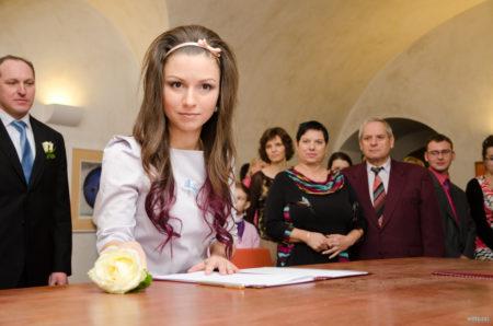 podpis svědkyně | Český Krumlov