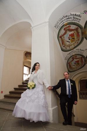 interiéry zámku | Český Krumlov