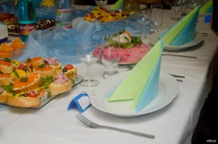 svatební hostina | restaurace Horfa, Slavkov