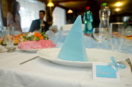 místo nevěsty na svatební hostině | restaurace Horfa, Slavkov