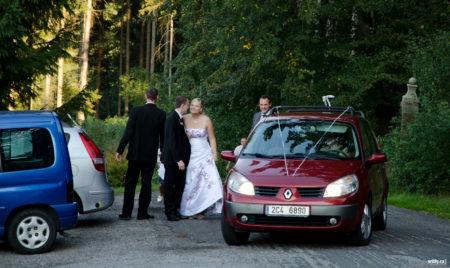 hledání nevěsty bylo úspěšné | restaurace Studenec, Rožmberk nad Vltavou