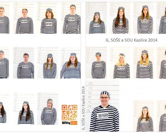 maturitní tablo - vězni