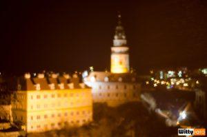 hvězdy v Krumlově