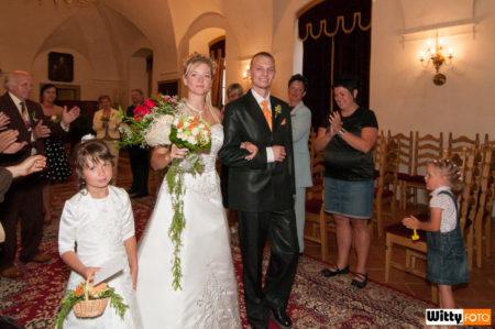 svatební obřad | Třeboň