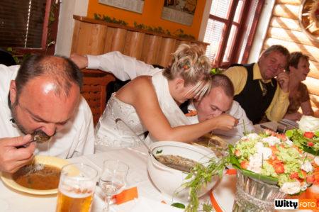 první manželská polévka | restaurace Na letišti, Planá