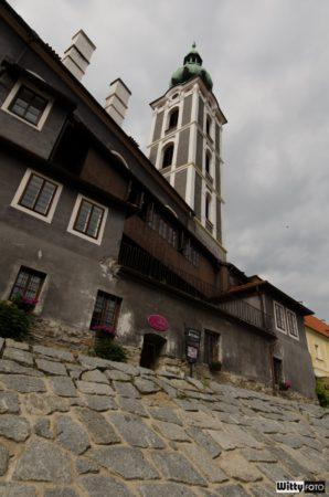kostel sv. Jošta | Český Krumlov, Slavnosti pětilisté růže 2014