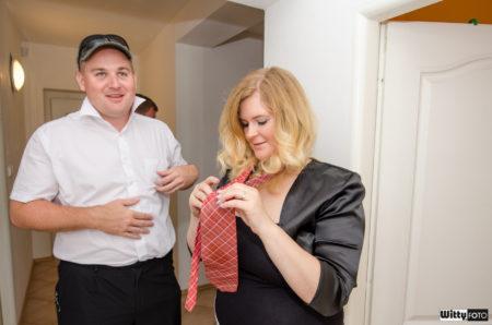 svatební přípravy | Milná
