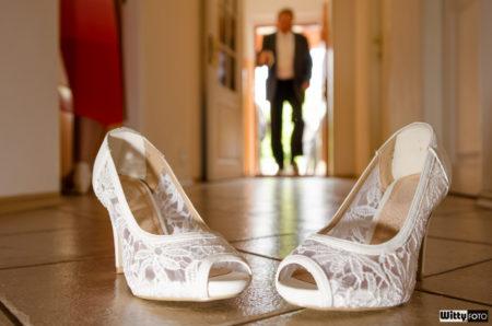 střevíce nevěsty | Milná