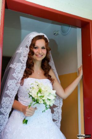 nevěsta připravena | Milná