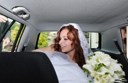 nevěsta v Golfu | Milná