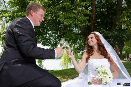 novomanželé | Frymburk