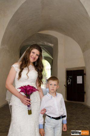 nevěsta | Rožmberk nad Vltavou