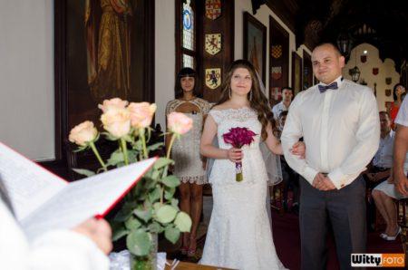 nevěsta a ženich | Rožmberk nad Vltavou