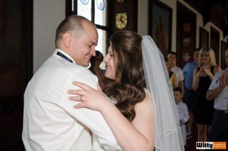 novomanželský tanec | Rožmberk nad Vltavou