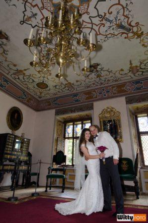 interiéry hradu | Rožmberk nad Vltavou