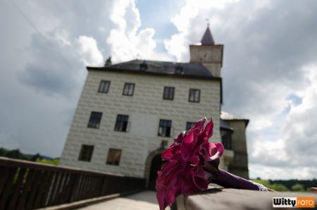 svatební kytka | Rožmberk nad Vltavou