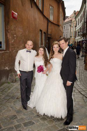 další novomanželé | Český Krumlov