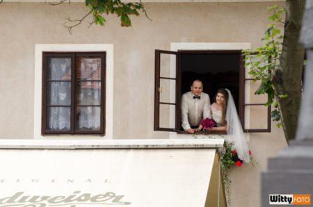 novomanželé | pension Parkán, Český Krumlov