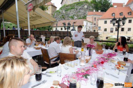 hostina | restaurace Parkán, Český Krumlov