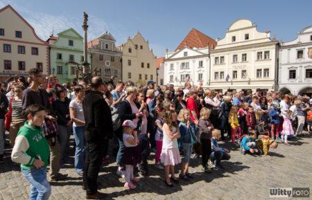publikum | Český Krumlov