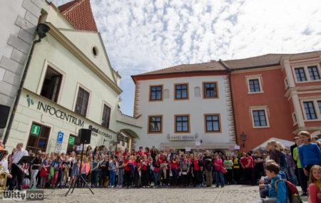 dětské pěvecké sbory,  | Český Krumlov