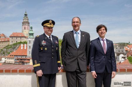 Hodges, Carda, Schapiro | Český Krumlov