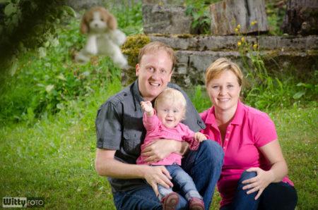 rodinný portrét, Říhovi | Zlatá Koruna