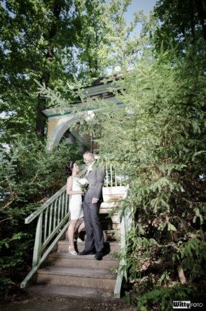 zámecká zahrada, Hudební pavilon | Český Krumlov