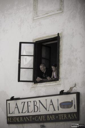 Lazebna, 15:00 Slavnostní historický průvod městem | Český Krumlov, Slavnosti pětilisté růže 2016