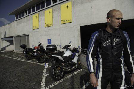 moto-parkoviště | Rapperswil