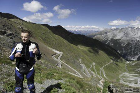 průsmyk | Passo dello Stelvio 2758 m