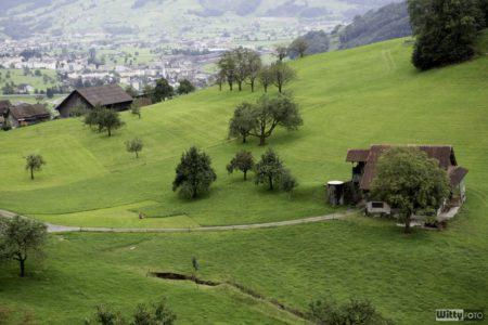 výhled | Hirschen Schwyz