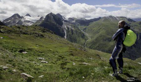 tající ledovec | Nufenenpass 2478 m