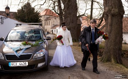 nevěsta s rodiči | Zlatá Koruna