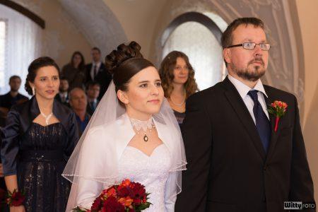 nevěsta, ženich a svědkyně | Zlatá Koruna