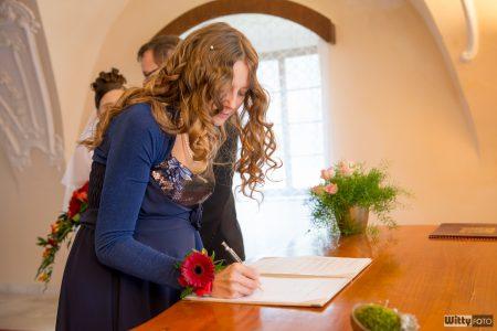 podpis svědkyně | Zlatá Koruna