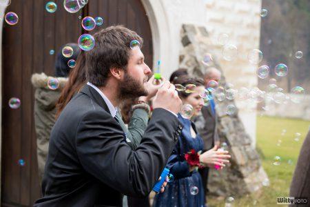 foukání bublin | Zlatá Koruna