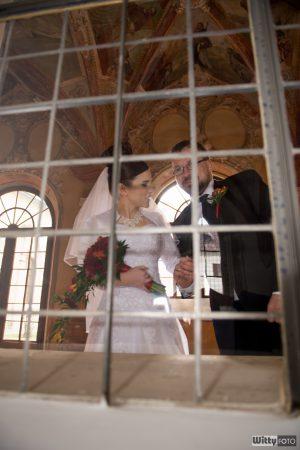 novomanželé Nina a Ivan | Zlatá Koruna