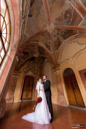 portrét, svatba | Zlatá Koruna