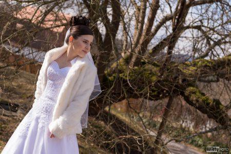 nevěsta | svatba Zlatá Koruna