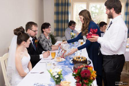svatební prání a dárky | Zlatá Koruna