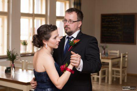 tanec ženicha se svědkyní | Zlatá Koruna